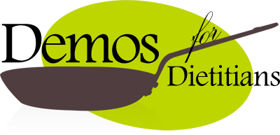 Demos or Dietitians